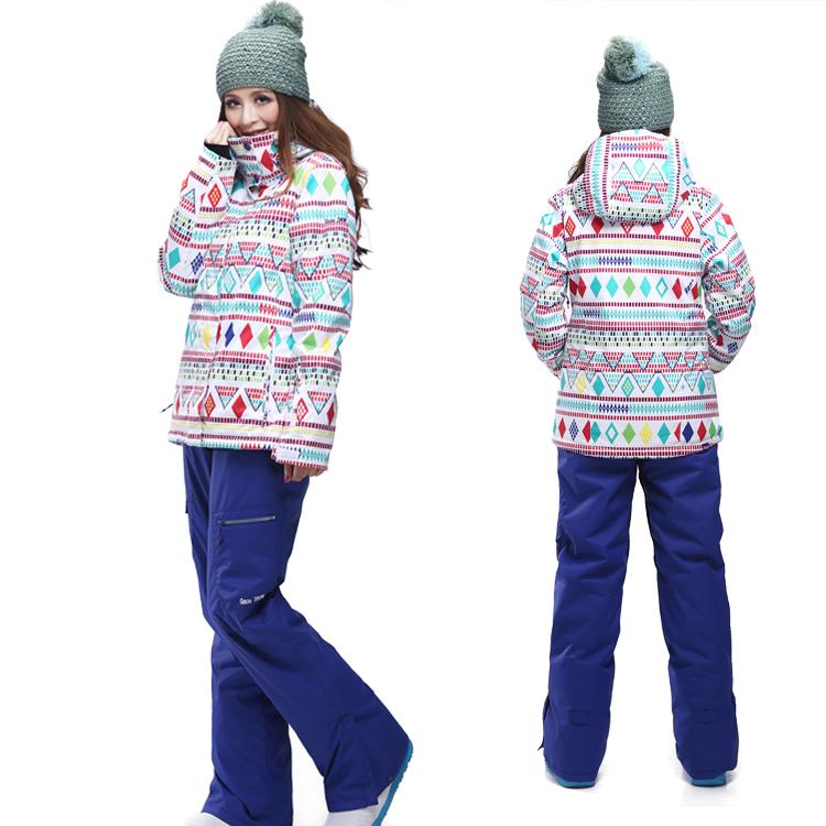 Женский костюм для сноуборда доставка