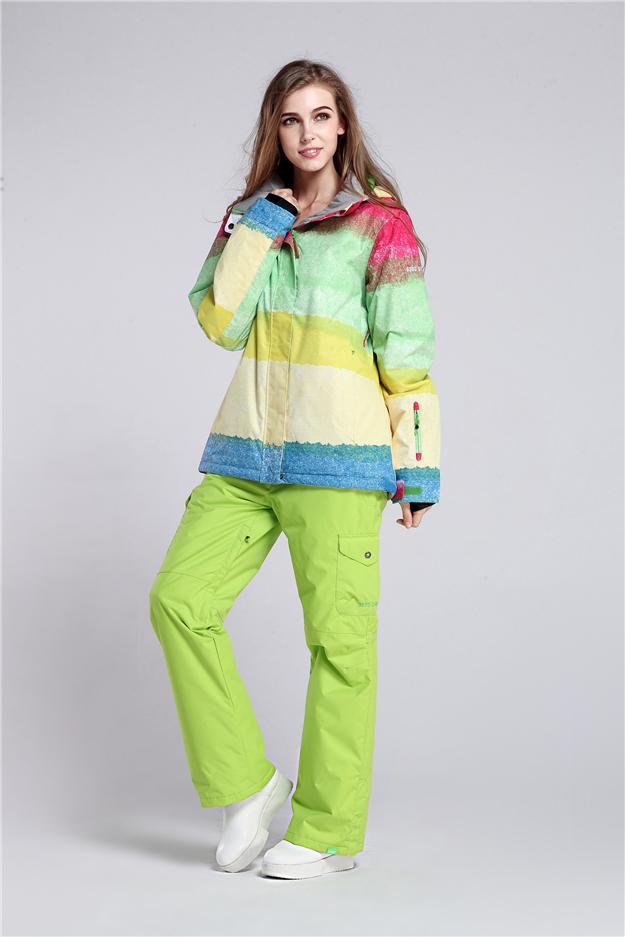 Женский горнолыжный костюм с доставкой