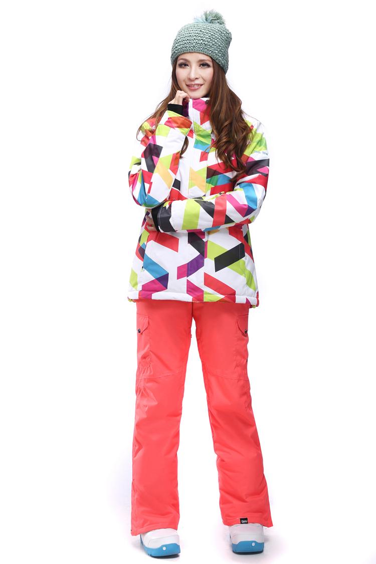 Купить Женский Лыжный Костюм Недорого С Доставкой