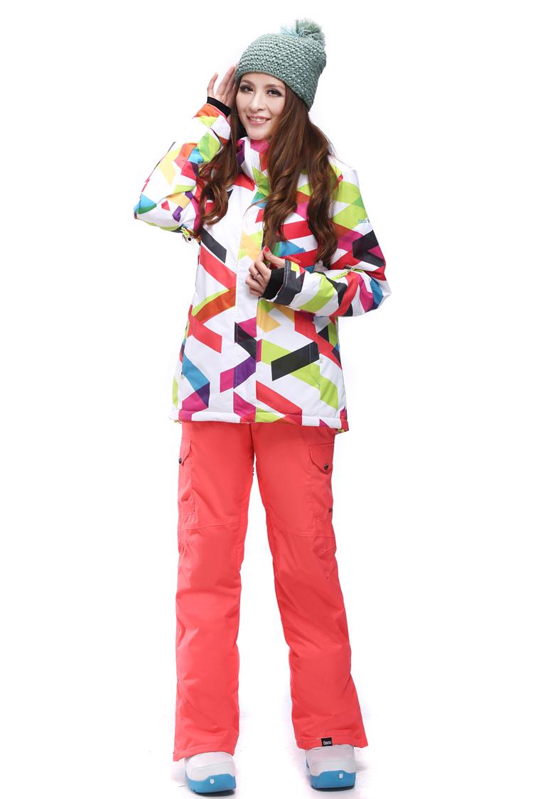 Лыжные костюмы женские с доставкой