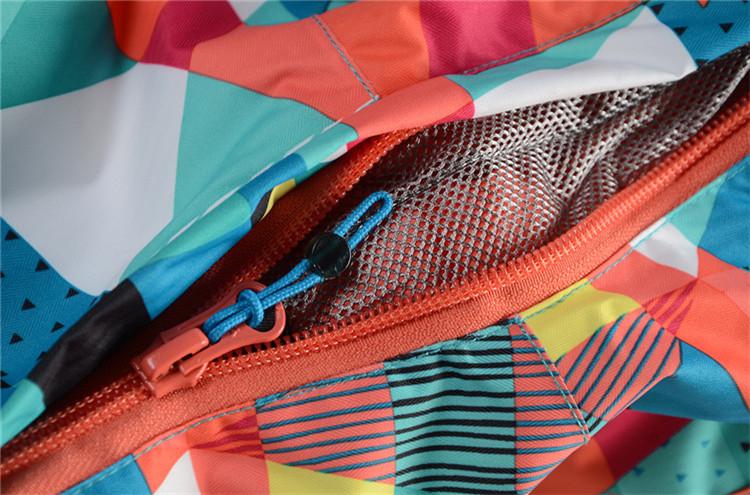 горнолыжные куртки женские фото