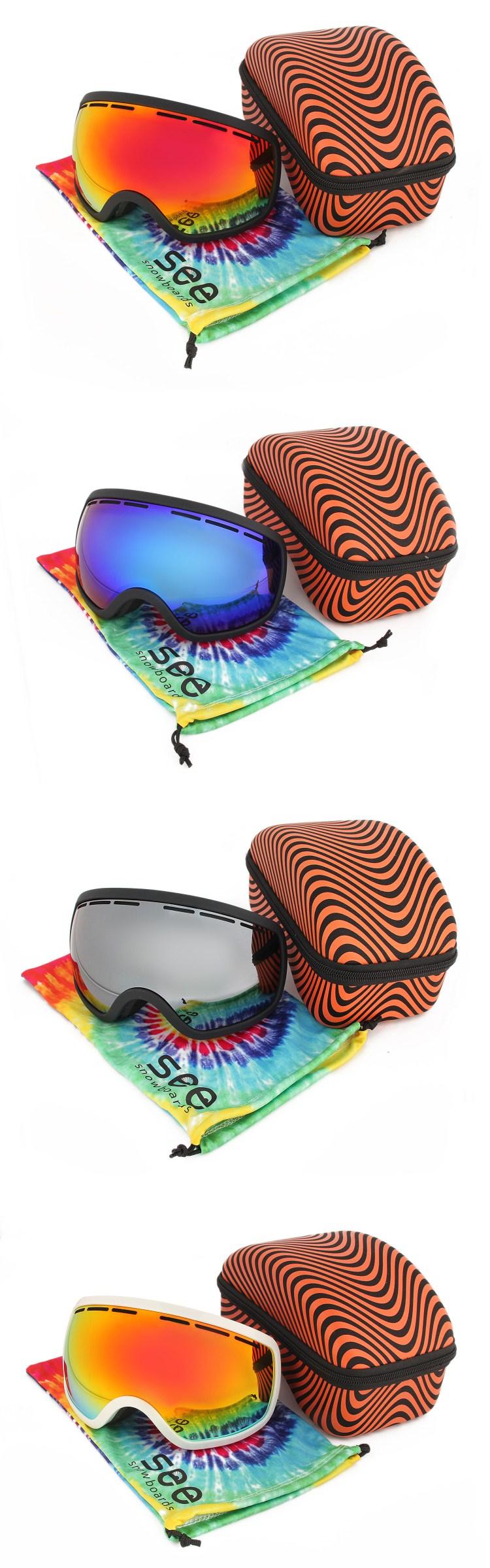 Купить недорого дешево горнолыжные, сноубордические, лыжные маски очки