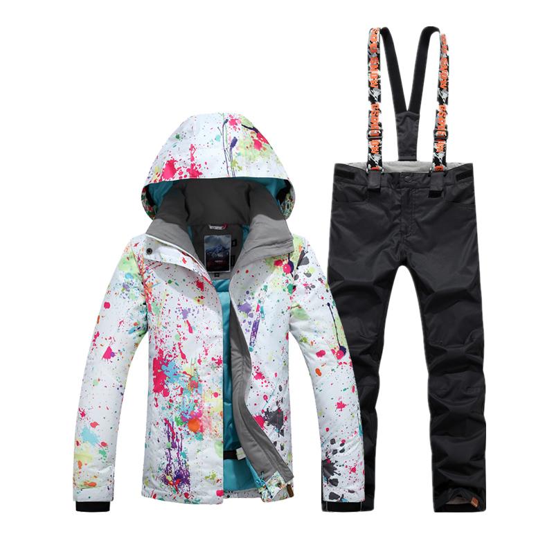 зимние горнолыжные костюмы для женщин интернет магазин
