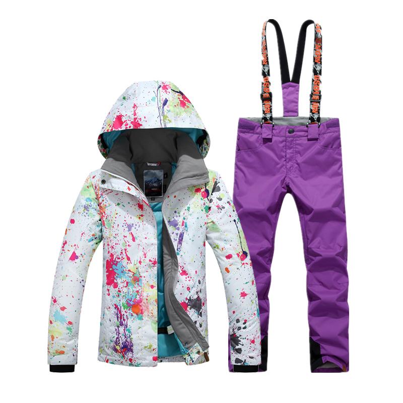 женские горнолыжные костюмы интернет магазин фото