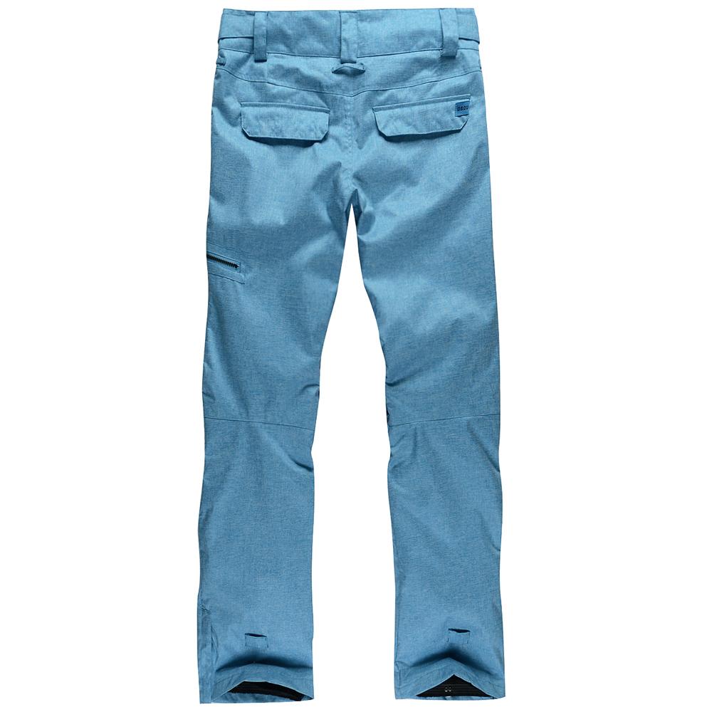 Лыжные брюки Gsou Snow, сноубордические брюки женские, серые женские горнолыжные брюки-штаны Gsou Snow фото