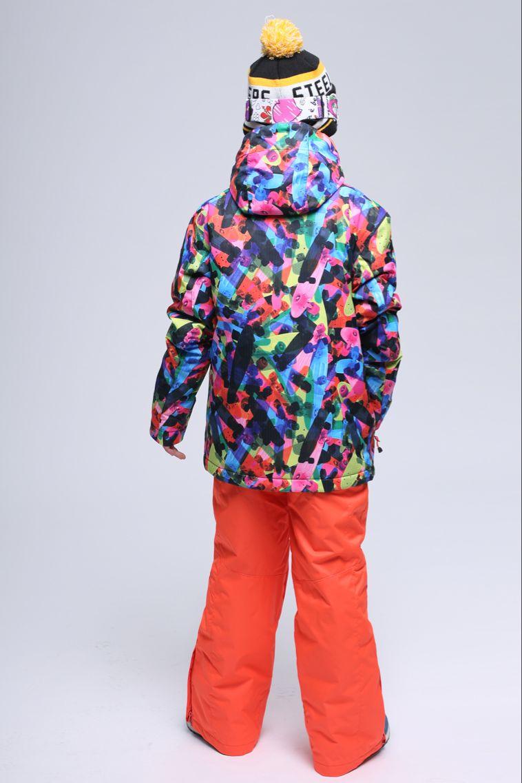 детская зимняя горнолыжная экипировка фото