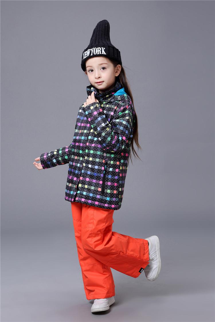 детский костюм для сноуборда фото
