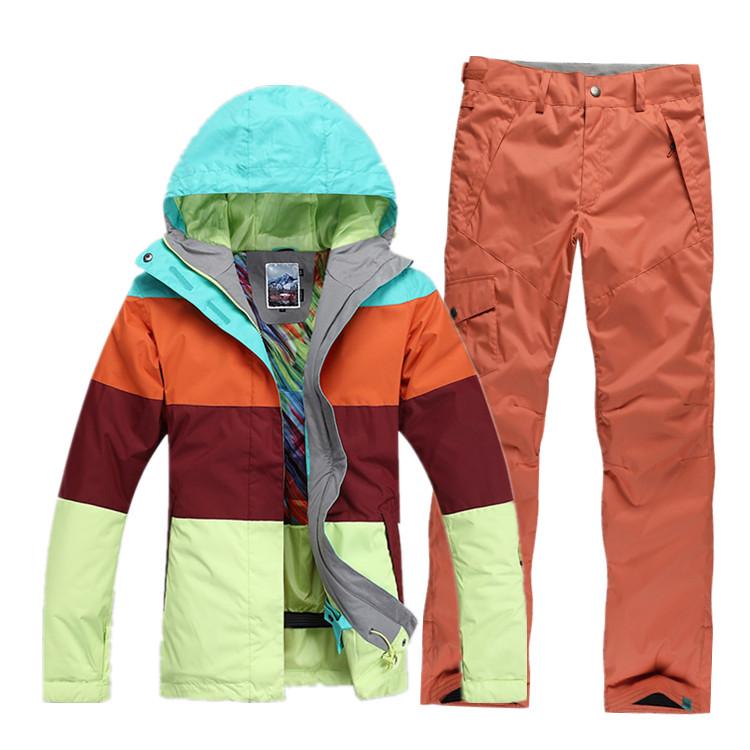 костюмы горнолыжные китай интернетмагазин